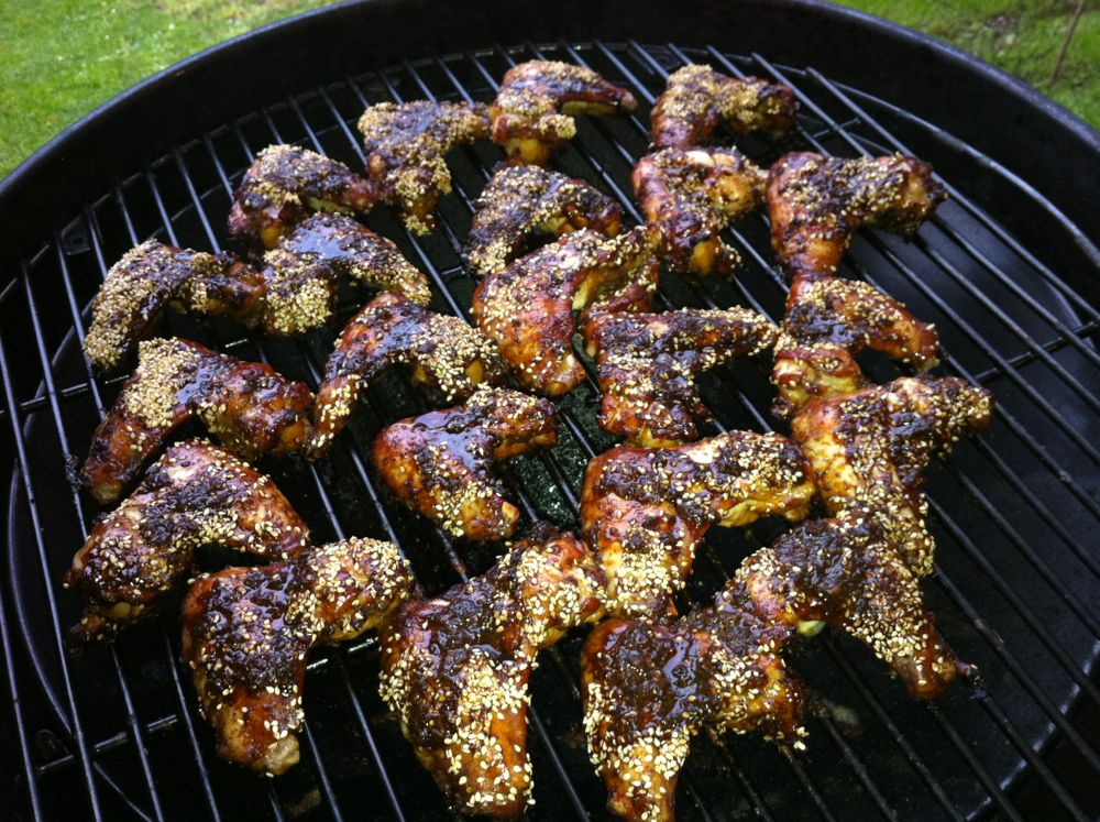 teriyaki chicken wings2